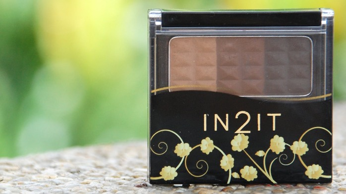 In2It Eye Brow Powder Palette