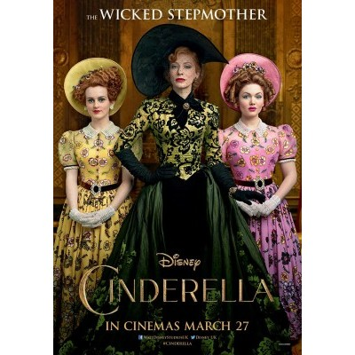 cinderella stepmother stepsisters